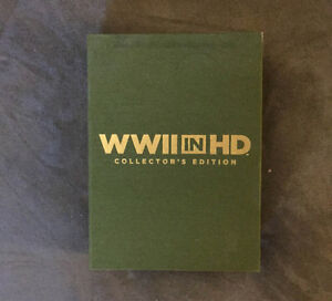 WWII In HD Collectors Edition Box Set