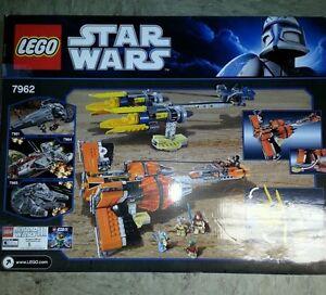 LEGO Star Wars Anakin Skywalker and Sebulba's Podracers (7962) Gatineau Ottawa / Gatineau Area image 2
