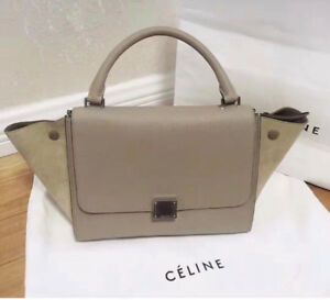 Brand new Celine trapeze medium size