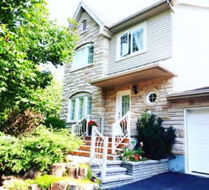 Beautiful house for rent in prime Pierrefonds West Island