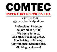 Inventory Services - Comtec Inventory Services