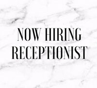 PART-TIME SALON RECEPTIONIST | LANGLEY, BC