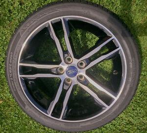 2016 Ford Focus ST Deluxe Winter Wheel Package
