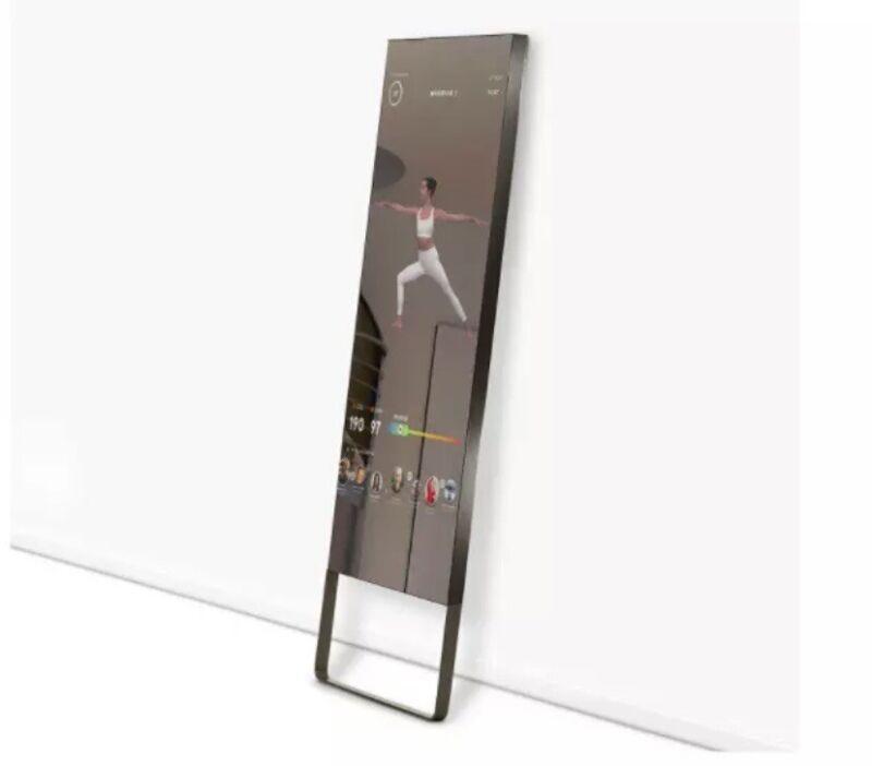 Mirror The Original Workout Smart Home Fitness System-lululemon