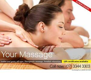 Your Massage Pty Ltd Sunnybank Brisbane South West Preview