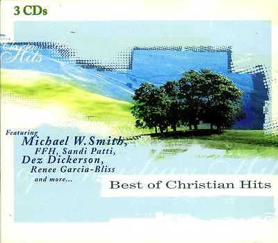 Best of Christian Hits, Christian Music 3 CD Set Rock, Pop and Hymns, Free
