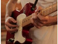 Acoustic / Electric Guitar Lessons in Tunbridge Wells