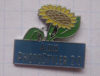 ALDUS PHOTOSTYLER 20  .................Computer Pin (158e)