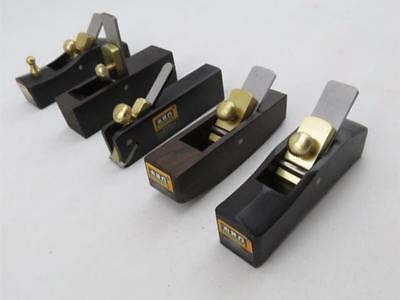 Ebony Wood Hand Planer Carpentry DIY Carpenter Tool ABCDE Woodwork Mini Black for sale  China