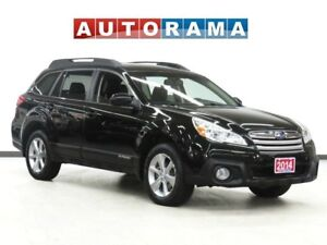 2014 Subaru Outback 2.5i LIMITED NAVIGATION LEATHER SUNROOF AWD