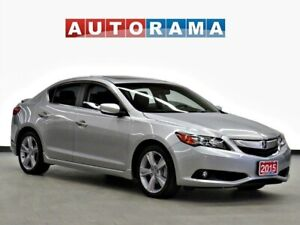 2015 Acura ILX SPOILER LEATHER SUNROOF BACK UP CAMERA