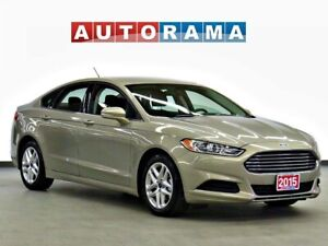 2015 Ford Fusion SE ALLOY RIMS BACK UP CAMERA