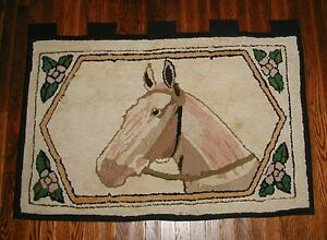 rug - antique horse rug for sale