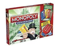 monopoly electronic banking **brand new**