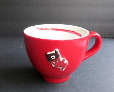 2006 STARBUCKS BOO HALLOWEEN ONE EYE MONSTER COFFEE CUP MUG