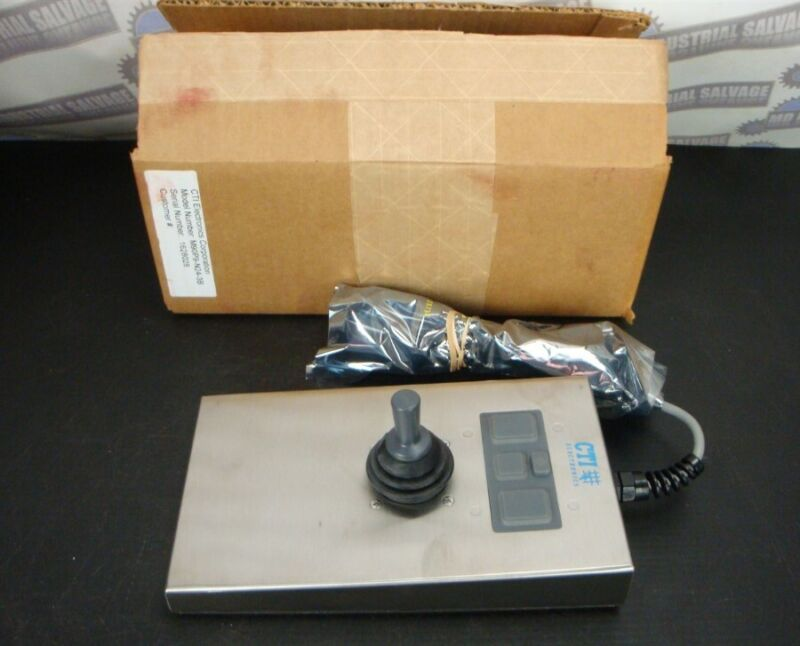 CTI Electronics M90P9-N24-3B Mouse Inductive Joystick PS2 Interface (NEW in BOX)