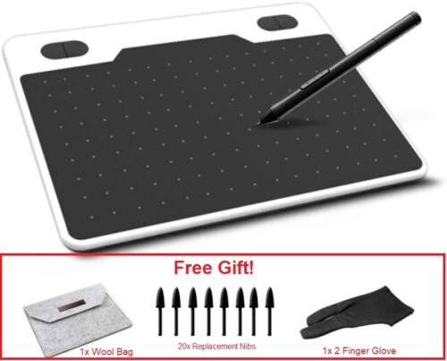 6 Inch Graphic Tablet Digital Whiteboard Universal For Pc&Smartphone Classroom