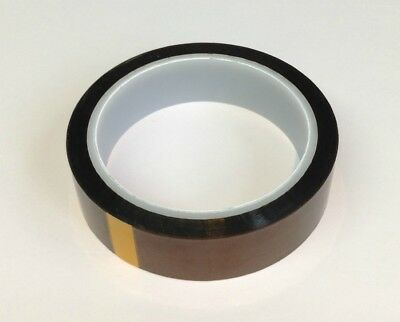 2mil 1 Inch High Temp Polyimide Powder Coating Soldering Circuit Insulation Tape