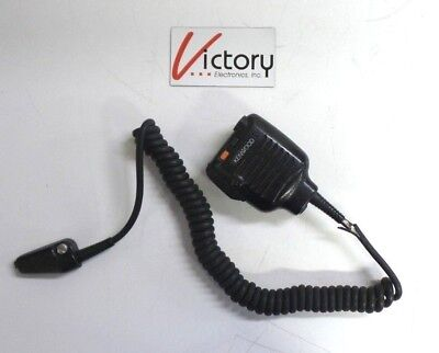 Used Kenwood Speaker Microphone Kmc-41 For Nx-200 Tk-3140 Tk-5210 Tk-2180 Tk-280