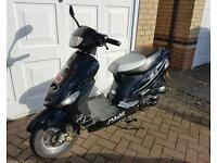 Pulse scout moped
