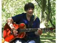 Guitar Class near Hadleigh in Suffolk