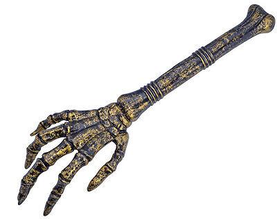 Skelett Geister Hand NEU - Zubehör Accessoire Karneval Fasching