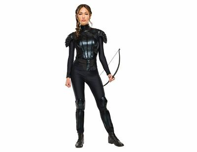 Rubie's Womens The Hunger Games Deluxe Katniss Costume - Mockingjay Kostüme