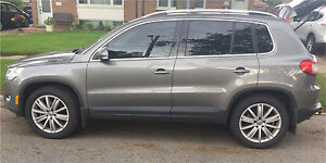 VW 2011 tiguan trendline loaded