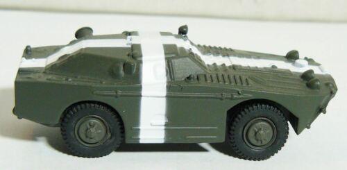 Eaglemoss Diecast Model BRDM-1 Armor Soviet Army USSR 1/72 Magazine