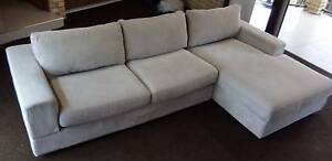 Nice Scali 3 seater lounge with chaise Kallangur Pine Rivers Area Preview