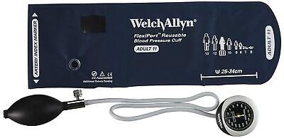 Welch Allyn Dura Shock Ds44-11c Sphygmomanometer Case With Cuff New