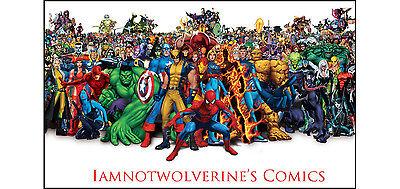 Iamnotwolverine`s Comics