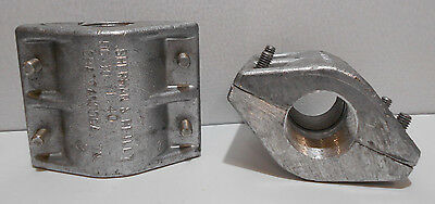 Lot Of 2 New Sherman Reilly Dc 10 Duct Coupler Dc-10-1.40