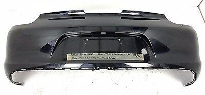 Genuine Porsche Boxster 981 Rear Bumper - Good Used - Boxster Spyder