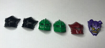 LEGO Castle & Ninjago Visor Lot