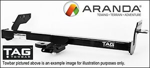 TAG TOWBAR for Mazda 3 Sedan BL (2009-2014) 900/75kg