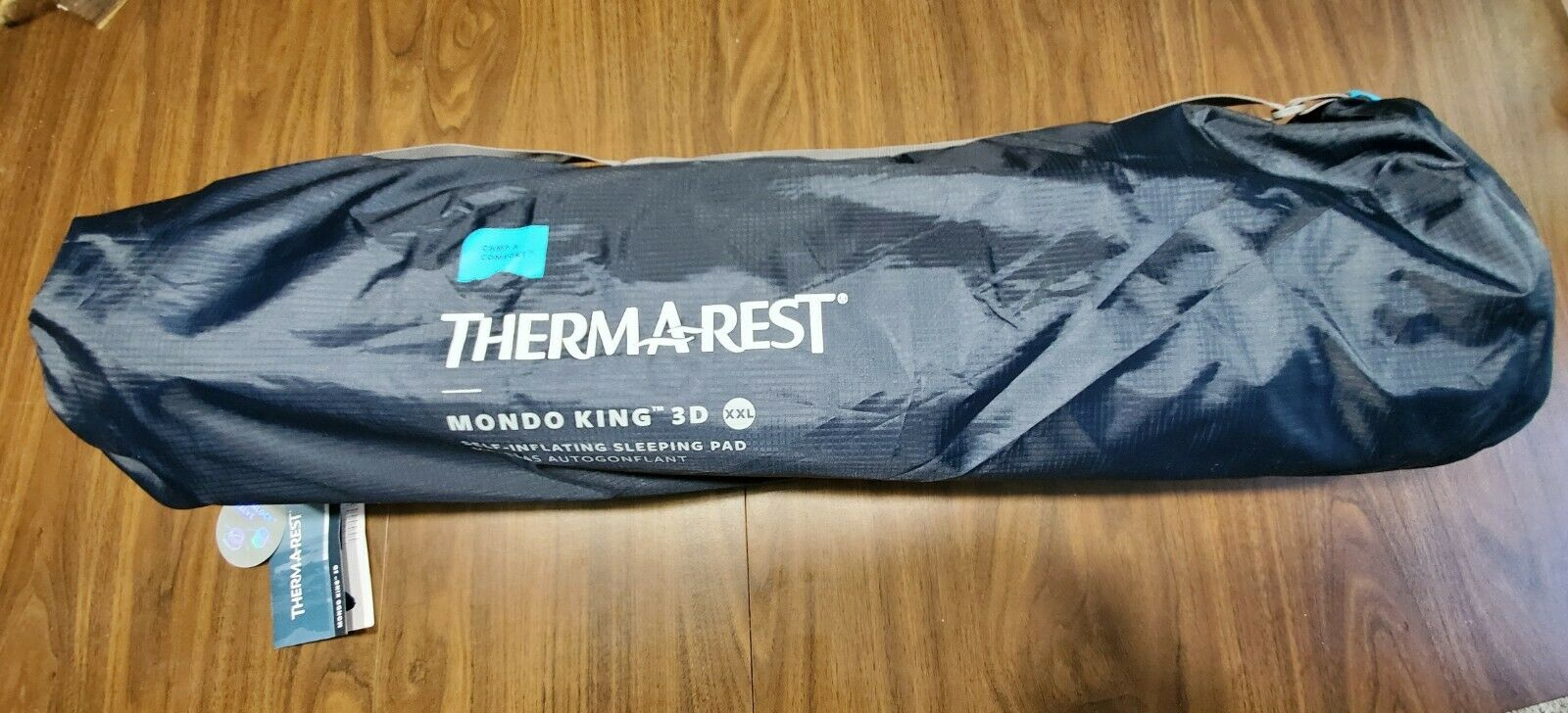 therm a rest mondoking 3d sleeping pad