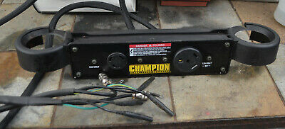 Champion 73500i 30-amp Rv Ready Parallel Kit For 2000-watt Inverter Generators