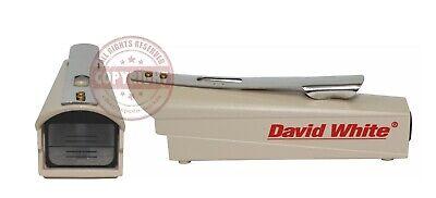 David White Hand Levelsurveygrade Checkingpea Gunelevationdirt Work