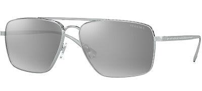 Gafas de Sol Versace GRECA VE 2216 Silver/Grey 61/15/140 para hombre