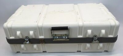 Parker Plastics Shipping Case Rugged Hard Plastic Transit Hinged Lid 28x1410