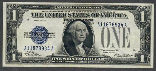 US FR1600 $1.00 funny back note AU+, crisp 1928