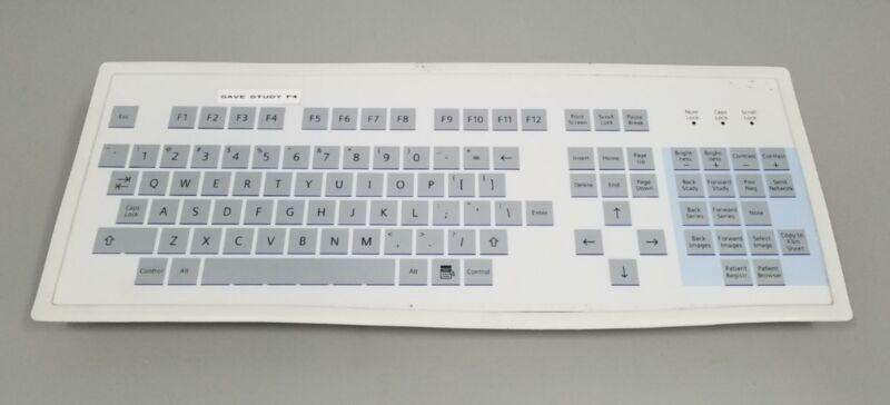 Siemens S841-B0U-US-002 Keyboard Panel Assembly from Arcadis Varic Orbic C-Arm