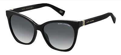 Marc Jacobs MARC 336/S Black/Grey Shaded 56/16/145 women Sunglasses