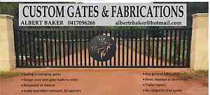 CUSTOM GATES & FABRICATIONS Byford Serpentine Area Preview