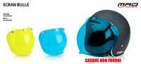 Pantalla Visera 3 Botones De Presión Casco Bol Azul - Streetmotorbike -  - ebay.es
