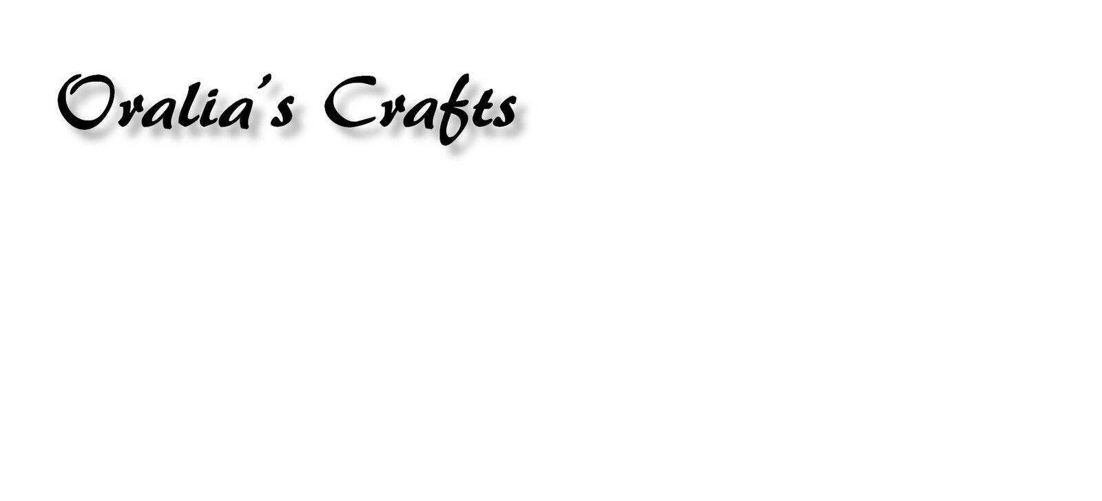 Oralia s Crafts