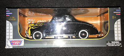 Motormax 1:18 Scale American Classics 1940 Ford Deluxe