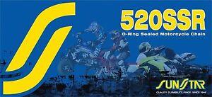 Sunstar-SS520SSR-100-520SSR-Sealed-O-Ring-Chain-110-Links