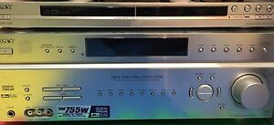 Sony Receiver with DVD player  St. John's Newfoundland image 2